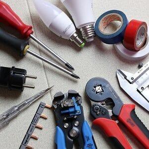 עבודות חשמל ברמה מקצועית דורשים כלים איכותיים