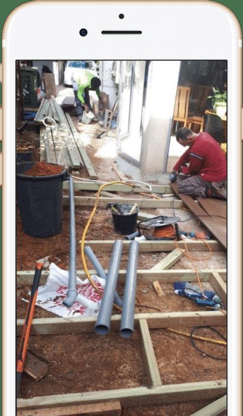 הנחת תשתית לאינסטלציה בבנין חדש או משופץ